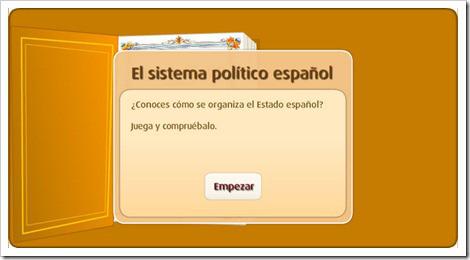 el-sistema-polc3adtico-espac3b1ol