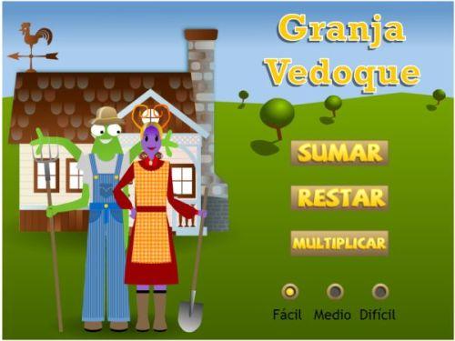 juegos vedoque_granja matemática