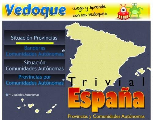 Vedoque Trivial España