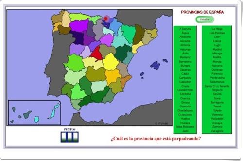 vindel-provincias
