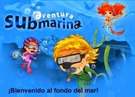 juego aventura submarina