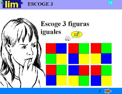 escoge_tres_figuras_iguales