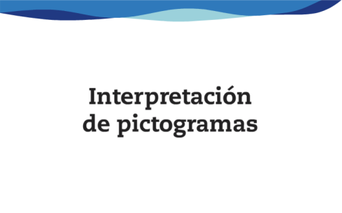pictograma interpretacion
